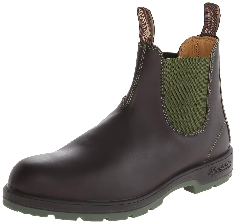 Blundstone 1402 Chelsea Boot B00LAJSXP4 5 UK/8 M US|Stout Brown/Olive