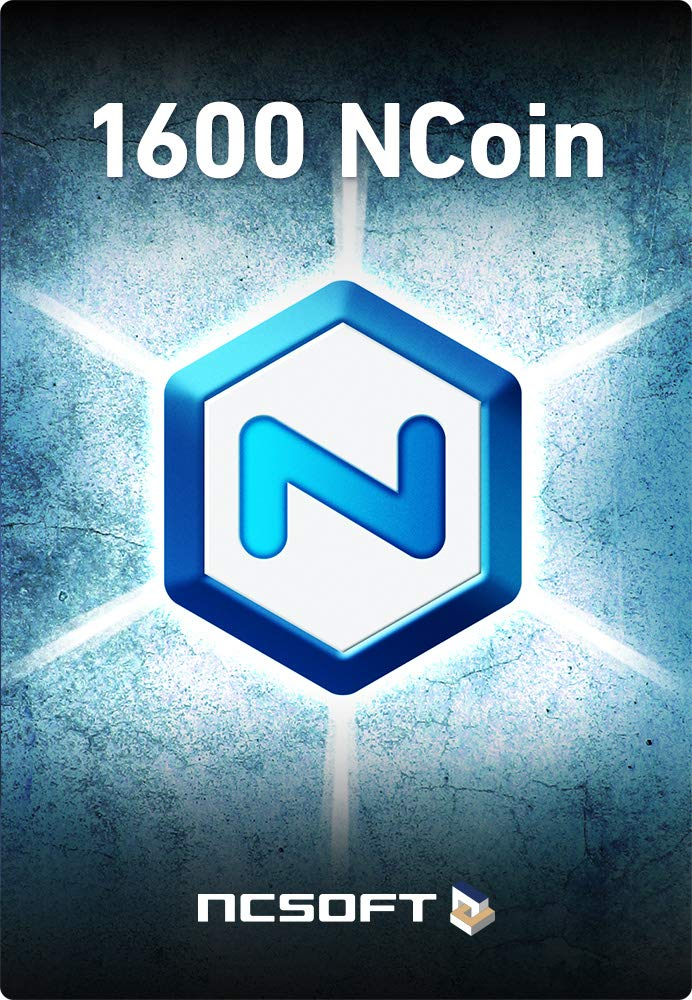 NCsoft NCoin 1600 [Online Game Code] by NCSOFT