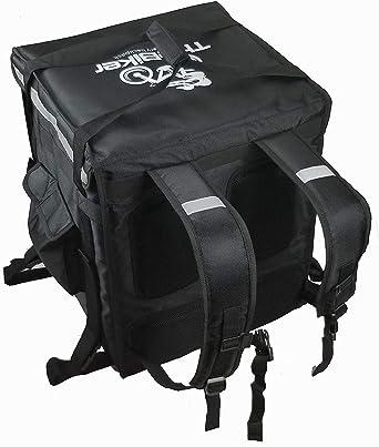 Mochila de entrega de pizza,51x42x42 cm,mochila de entrega de alimentos,bolsa de entrega de alimentos,mochila térmica,mochila con aislamiento térmico.