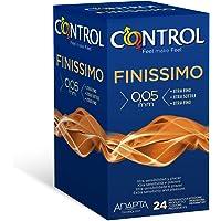 Control Finissimo Preservativos - Pack de 24 preservativos