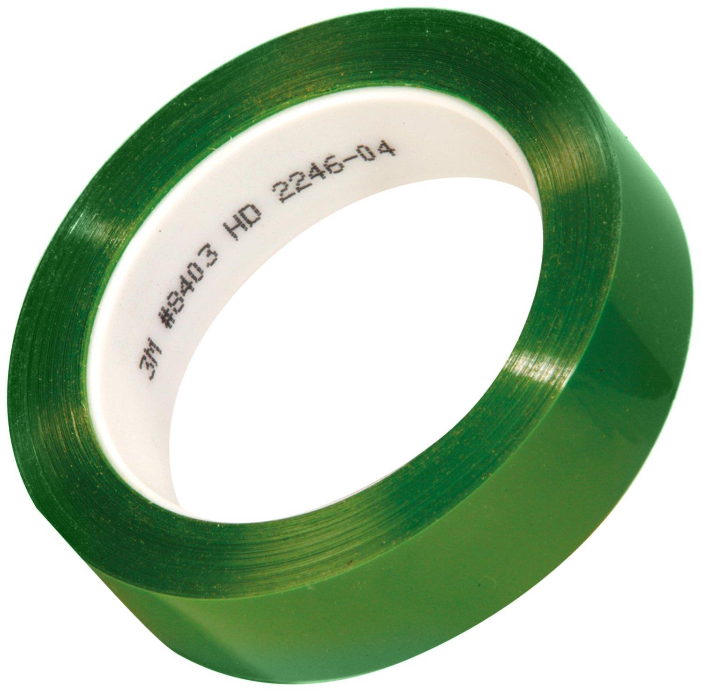 Translucent Green 8403 14 x 72 yd 3M 11858 Tape