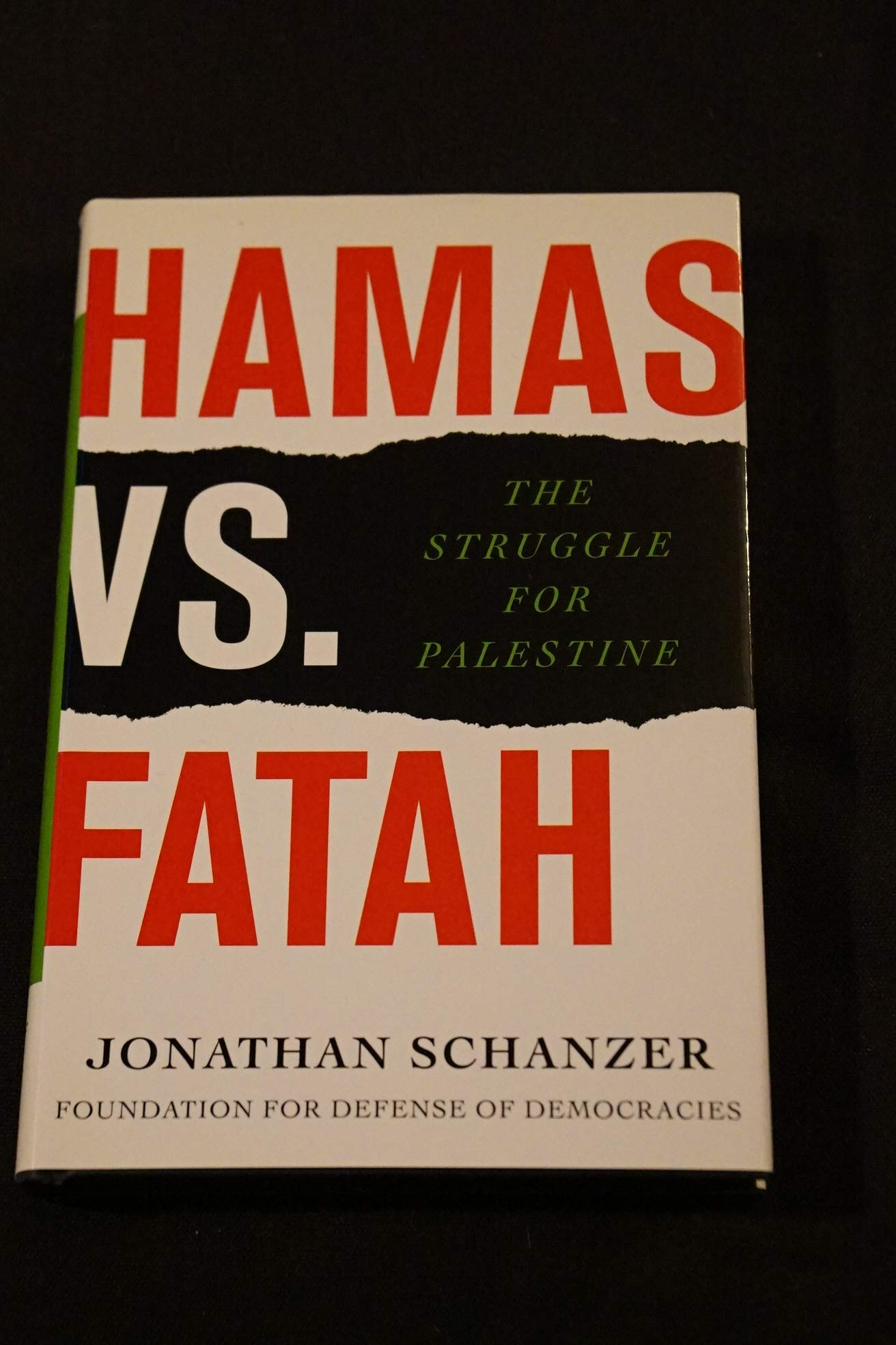Failed States and States of Failure, Conference Call with Jonathan Schanzer