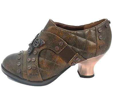 edd283c7ea0 Hades Icon Brown Oxford Shoes UK 8.5: Amazon.co.uk: Shoes & Bags