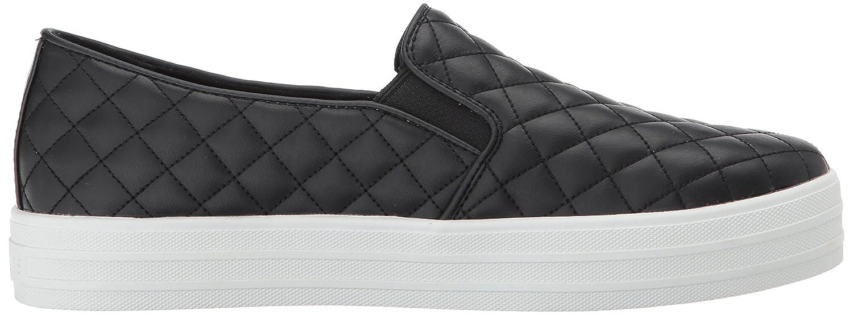 Skechers You-Spirit, Zapatillas sin Cordones para Mujer, Negro (Black/White), 36 EU