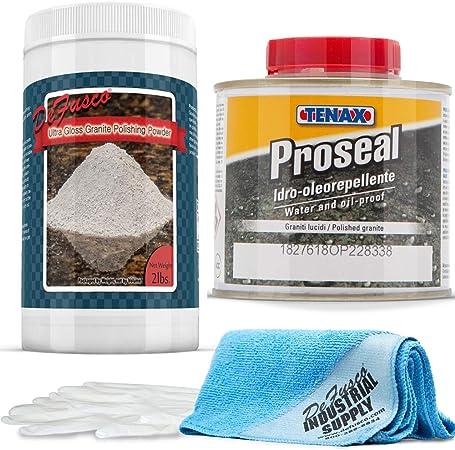 2lbs Ultra Gloss Granite Polishing Powder