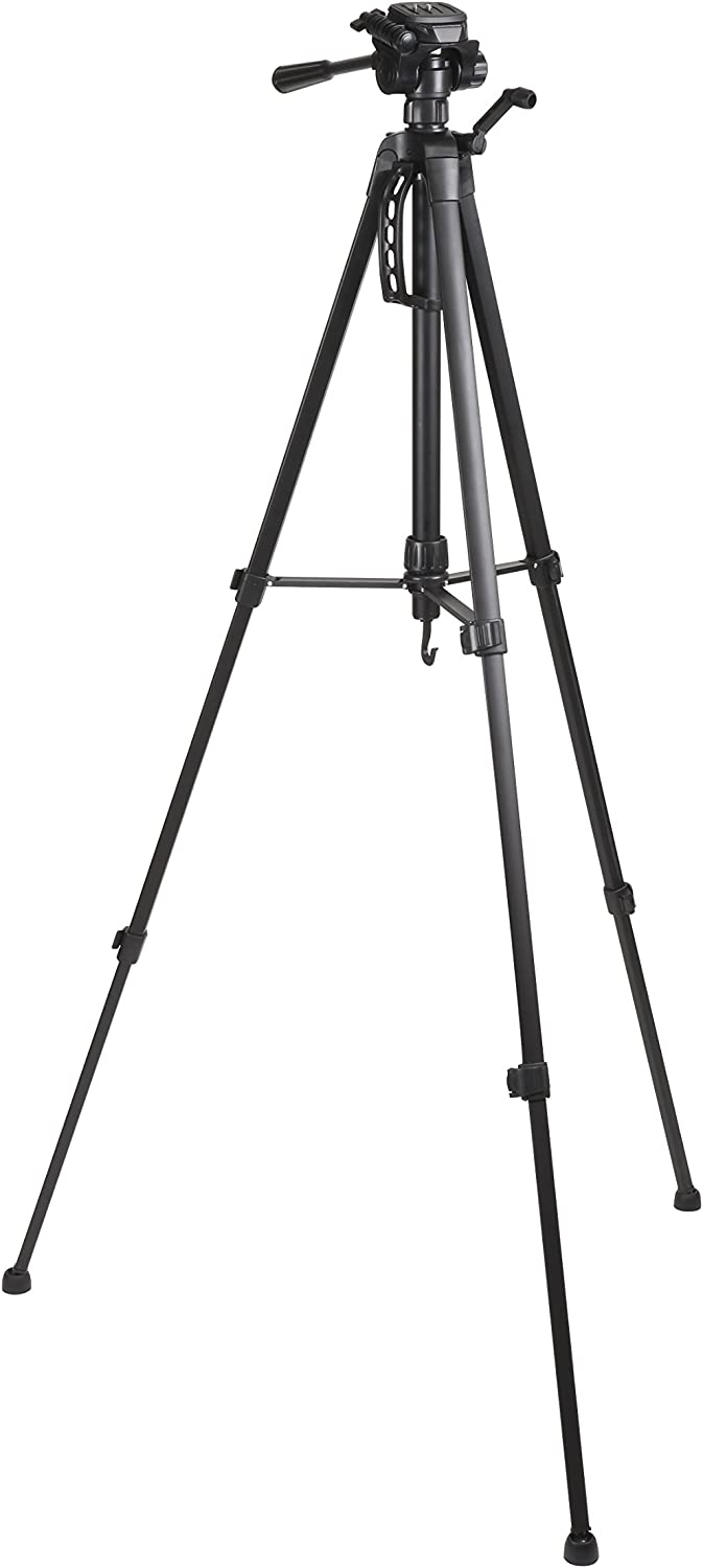 Sima STV-66K 66 Pro Panorama Tripod includes Zippered Carry Bag with Carry Strap