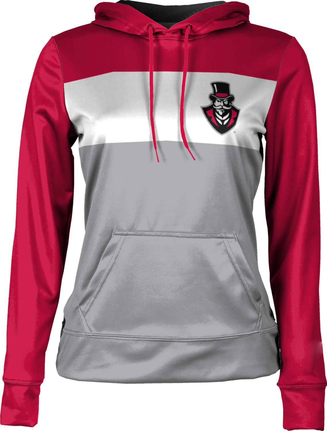 ProSphere Austin Peay State University Girls' Pullover Hoodie - Prime FD371 by ProSphere (Image #4)