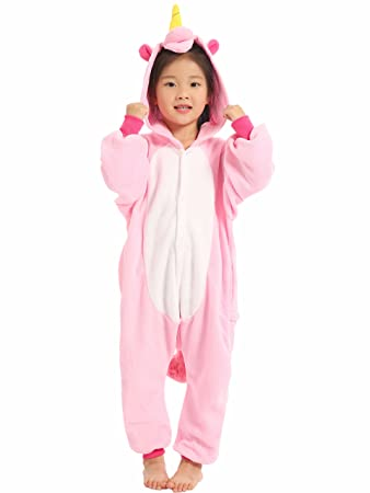 51bf6bfe8 Buy BELIFECOS Childrens Pink Unicorn Costumes Animal Onesies Cosplay  Homewear Pajamas Online at Low Prices in India - Amazon.in
