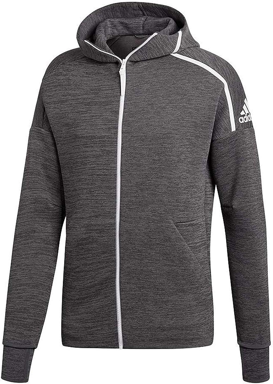 adidas hoodie zne men's