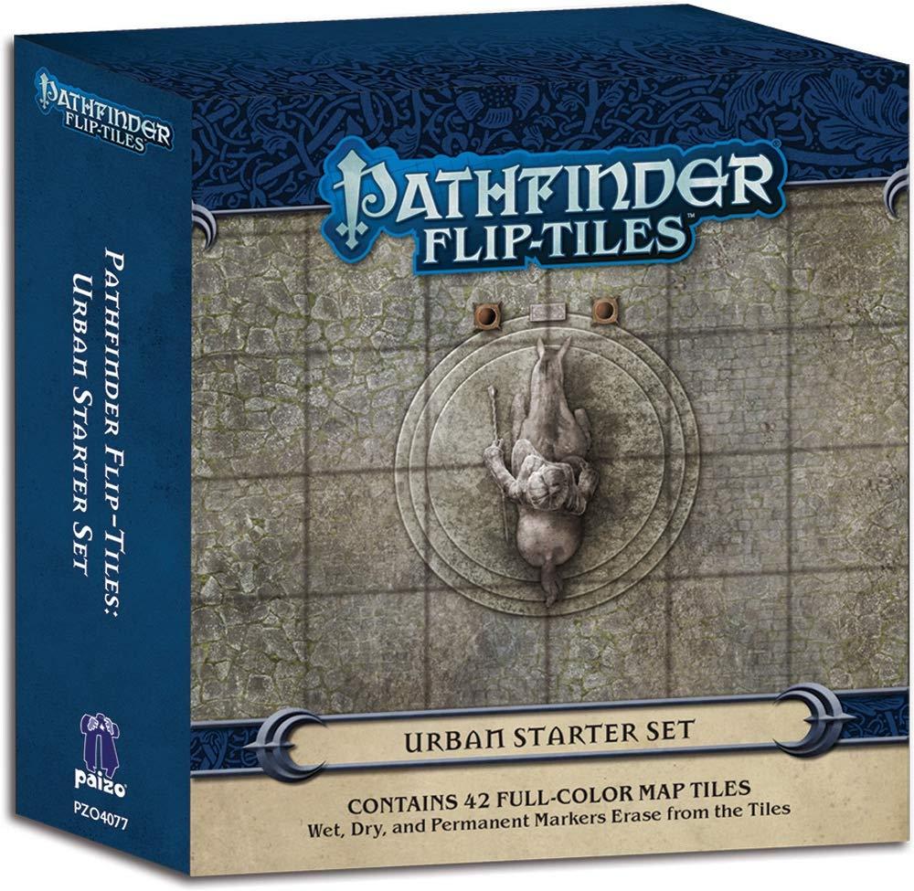 Pathfinder Flip-Tiles: Urban Starter Set: Jason A. Engle, Stephen  Radney-MacFarland: 9781640781016: Amazon.com: Books