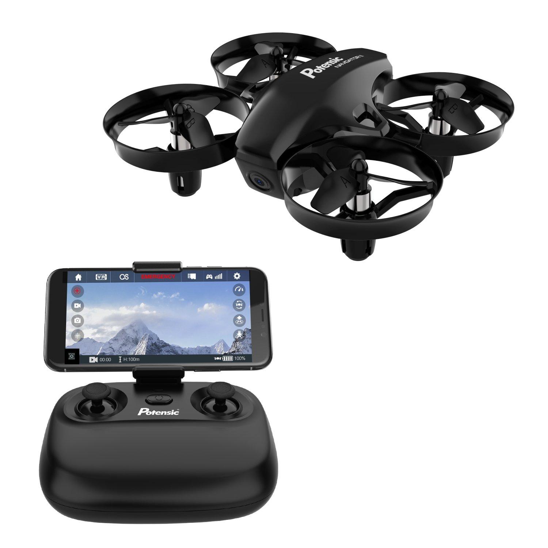 Come si pilota un drone