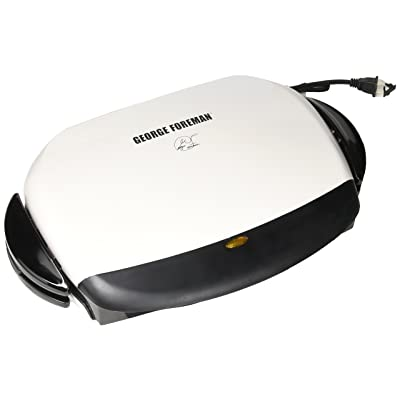George Foreman 5-Serving Removable Plate Next Grilleration Grill