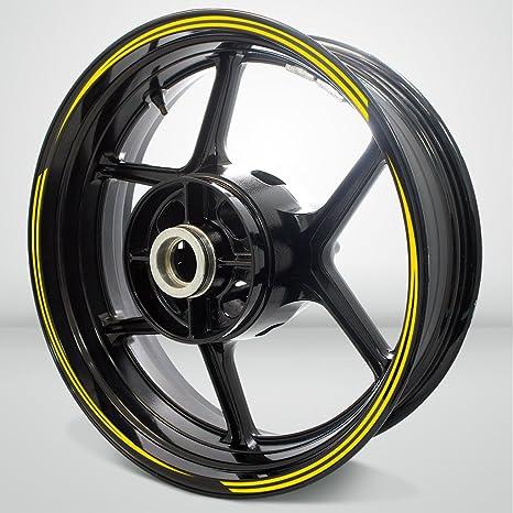 Vector Outer Rim Liner Stripe for Kawasaki Ninja 1000 Gloss Yellow