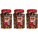 Kirkland Signature, Jelly Belly Jelly Beans 4 lbs jmPMJ (Pack of 3)