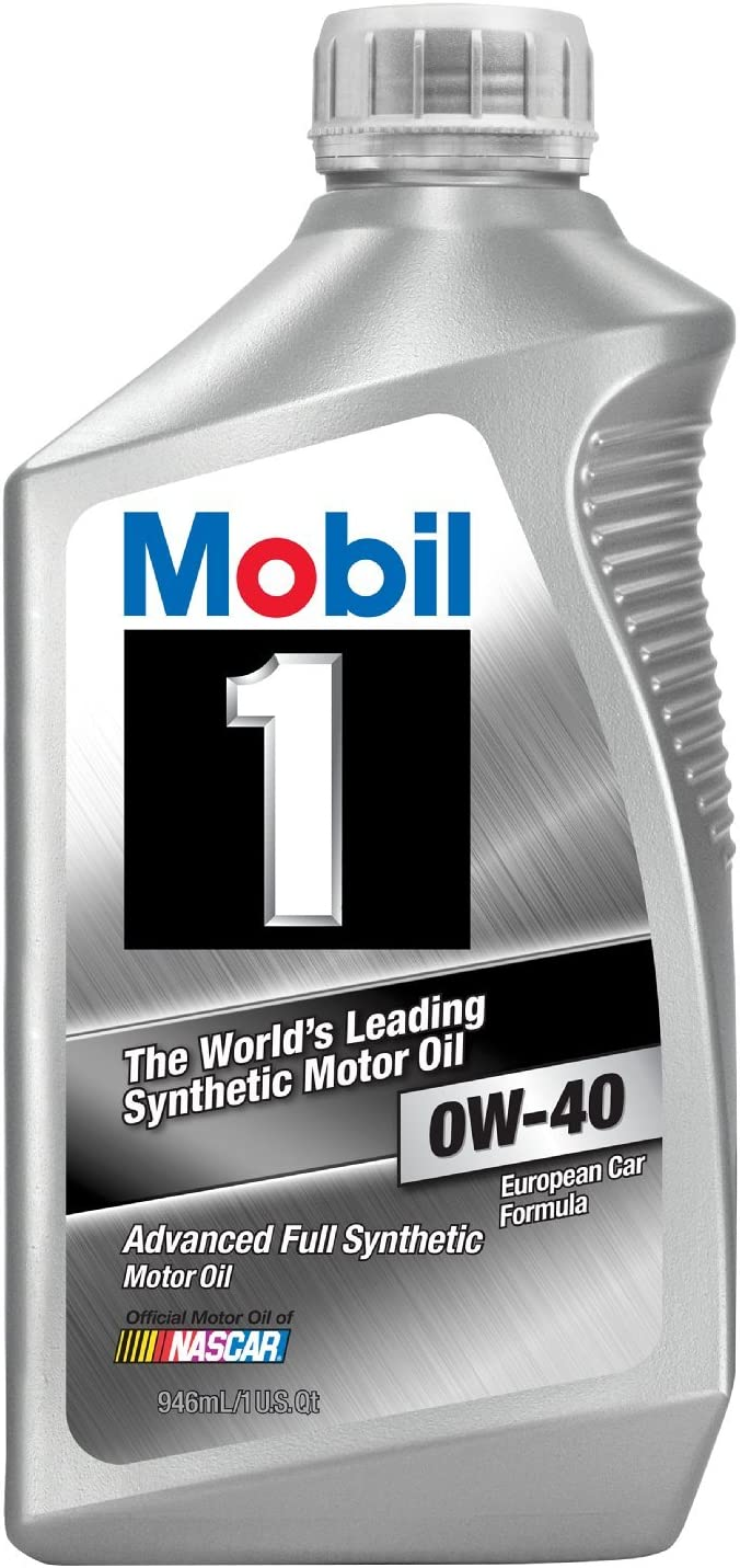 Mobil 1 96989 Synthetic Motor Oil