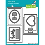 Lawn Fawn Magic Color Slider Custom Craft Dies LF1438