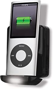 Scosche reviveLITE IPHC2 iPod Home Charger with Nightlight (Black)