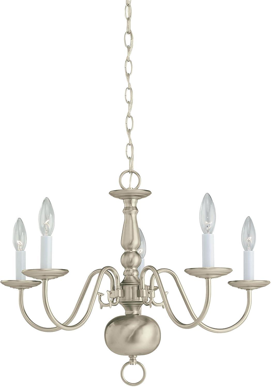 Amazon.com: Sea Gull Lighting 3410en-962 5lt – Lámpara de ...