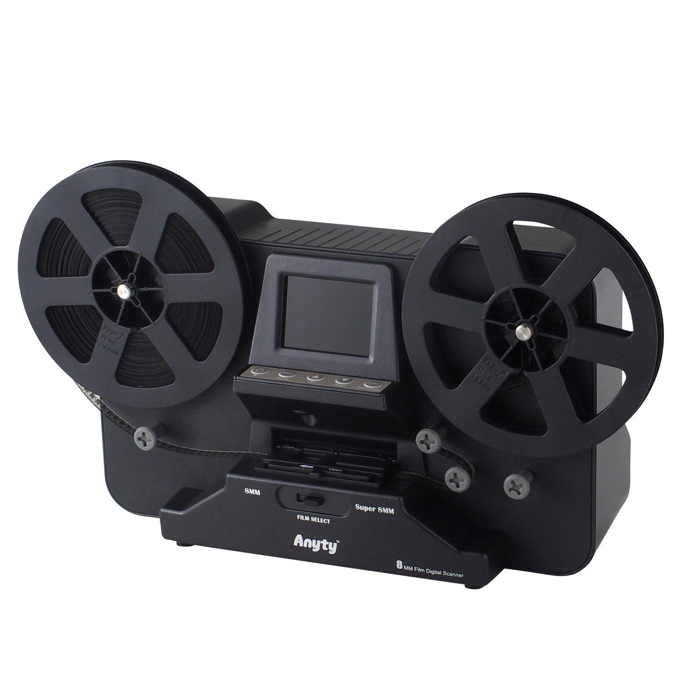 新品?正規品  3R 8mm B01HSYSNWM フィルムスキャナ 1080P [Anyty (エニティ)] 対応 シングル8 スーパー8 レギュラ-8(ダブル8) 対応 デジタルコンバーター MP4 1080P USB2.0 B01HSYSNWM, Grande shop:5b9da3ec --- arianechie.dominiotemporario.com