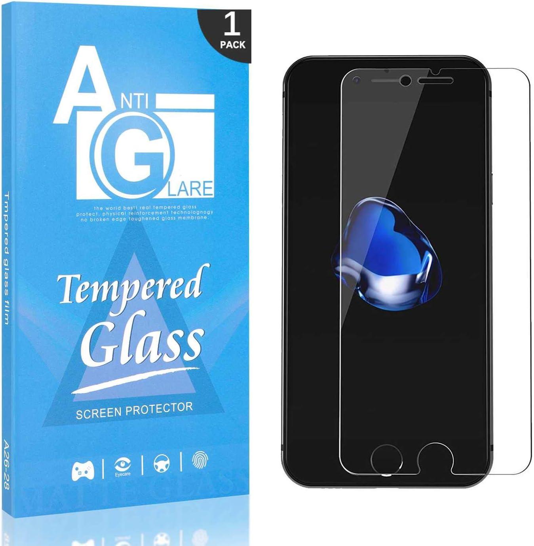 1 Pi/èces Verre Tremp/é pour iPhone 7 Plus//iPhone 8 Plus LAFCH Film Protection d/écran /Écran Protecteur Vitre pour iPhone 7 Plus//iPhone 8 Plus Anti-Rayures
