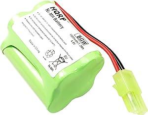 HQRP Battery compatible with Shark XB2700 V2700 V2700Z V2930 Floor and Carpet Sweeper Euro-Pro XB27OO V27OO V293O