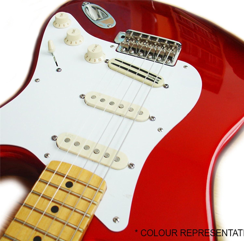 Candy Apple rojo y nitrocelulosa para guitarra kit de pintura: Amazon.es: Instrumentos musicales