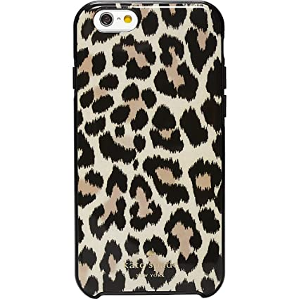 new product bf9c1 e0a3a Amazon.com: Kate Spade New York Leopard Ikat iPhone 6 / 6s Case ...
