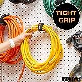 Extension Cord Wrap Organizer, 8 Piece Multi-Pack