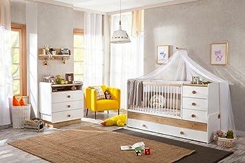 Cilek NATURA BABY 3 Kinderzimmer Set Babyzimmer Kinder Komplettset ...