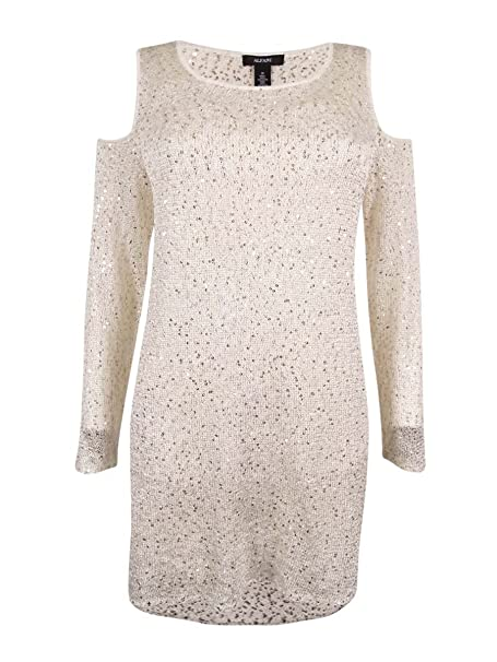 89c1204f40668 Image Unavailable. Image not available for. Color  Alfani Women s Sequined  ...
