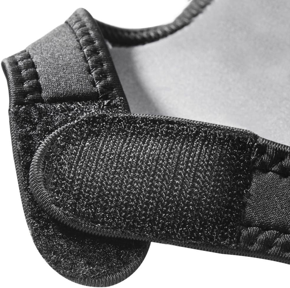Walimex Pro Neopren Kamera Schutzhülle Schwarz Grau Kamera