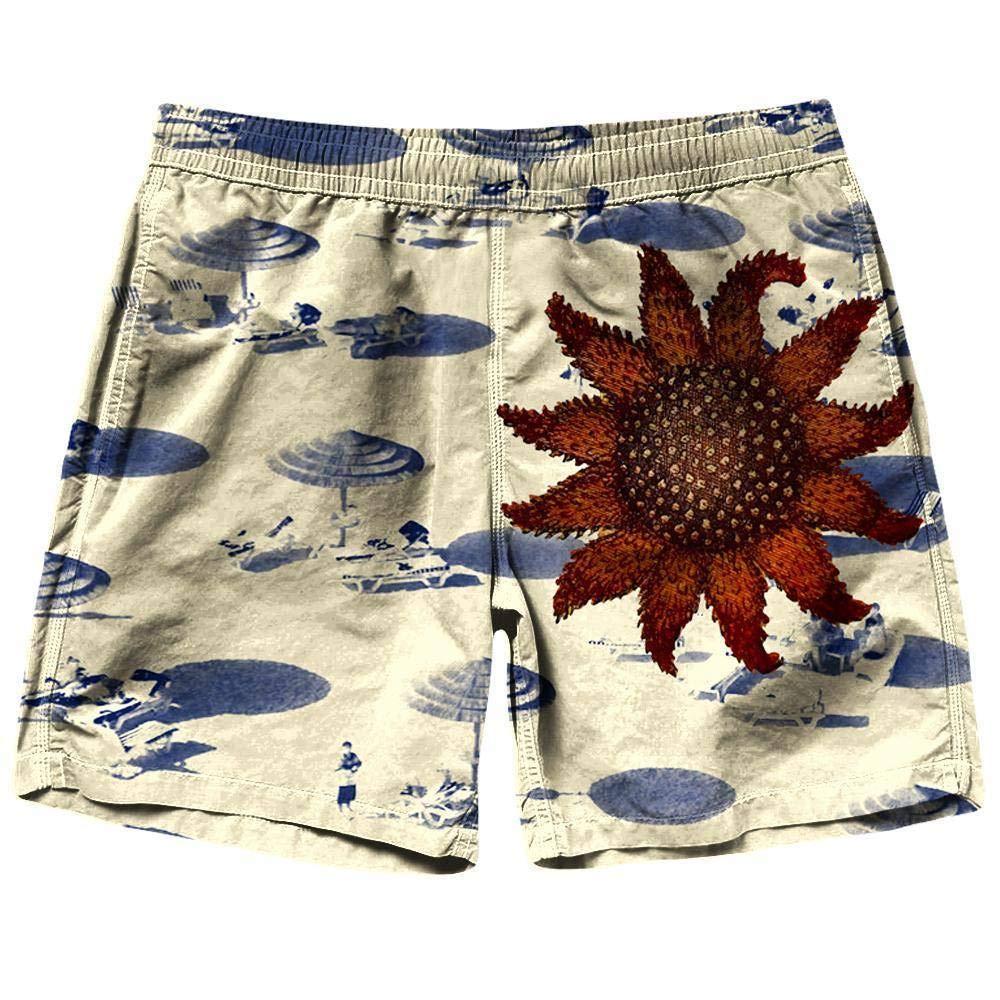 On Cue Apparel Sun Star Shorts