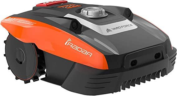 Yard Force Compact 280R Robot Mower - Ultrasonic Model