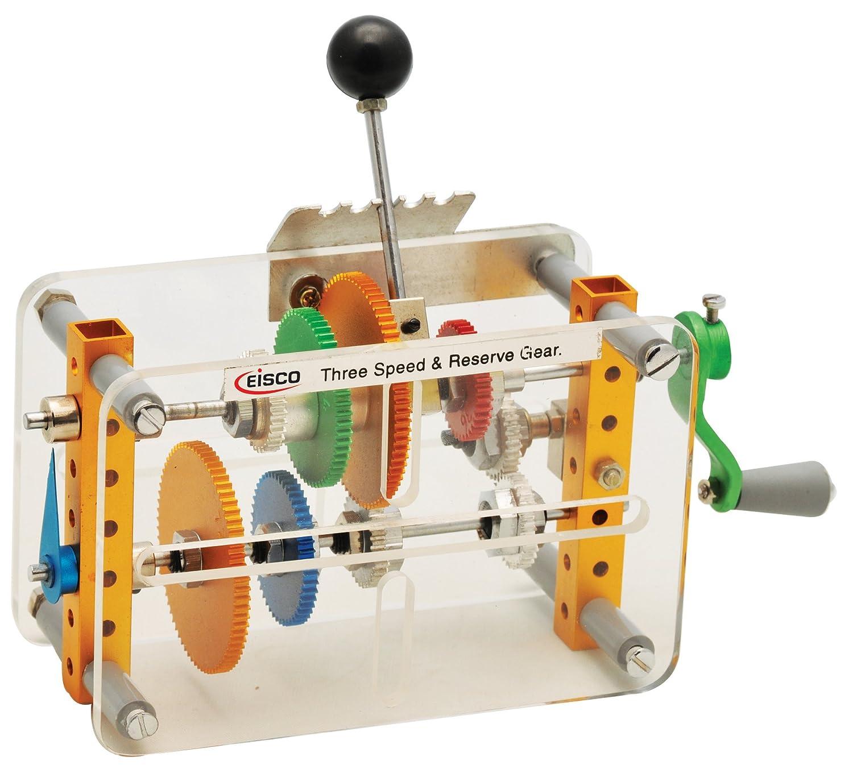 eisco ph0366tm5 manual transmission gearbox demo 3 speed with rh amazon com manual transmission gearbox oil manual transmission gearbox pdf