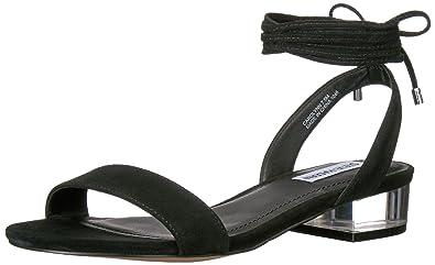 56e96937267 Steve Madden Women s Carolynn Flat Sandal