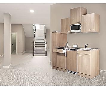 Respekta KB180BBMI - Modulo cucina componibile da 180 cm, con ...