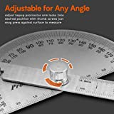 Protractor Angle Protractor Two Arm 11.8in