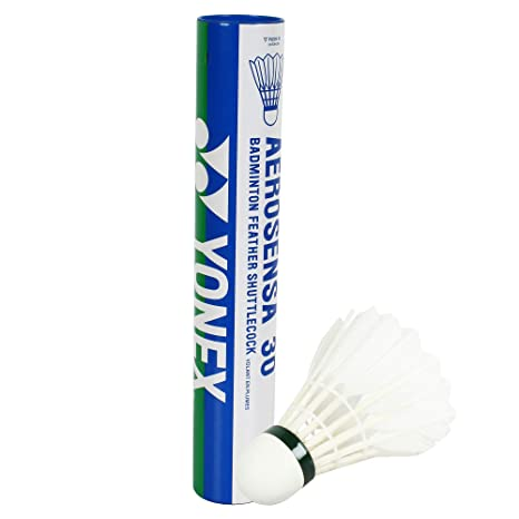 Tube Of 12 Shuttlecocks Latest Technology Sporting Goods Badminton Sets Punctual Yonex Aerosensa 20 Feather Badminton Shuttles