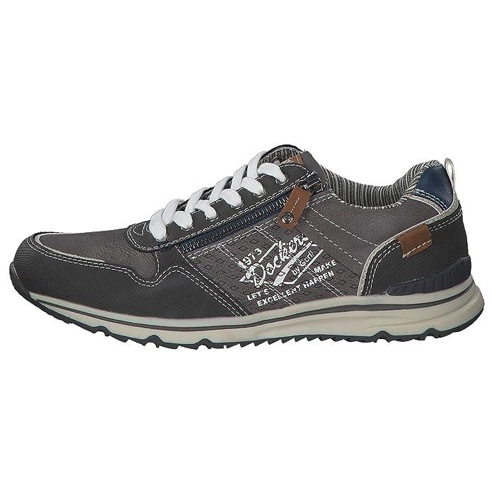 Herrenschuhe Dockers Sneaker schwarz 42MO007 600 100   Schuhe24