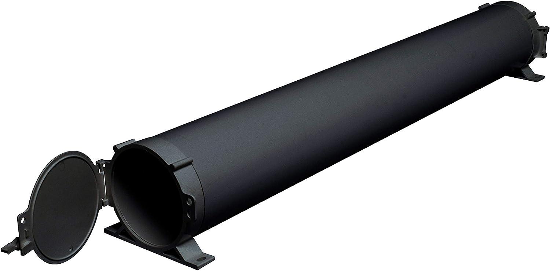 """Valterra 50""""-94"""" A04-5094BK EZ Adjustable Hose Carrier-50, Black"""