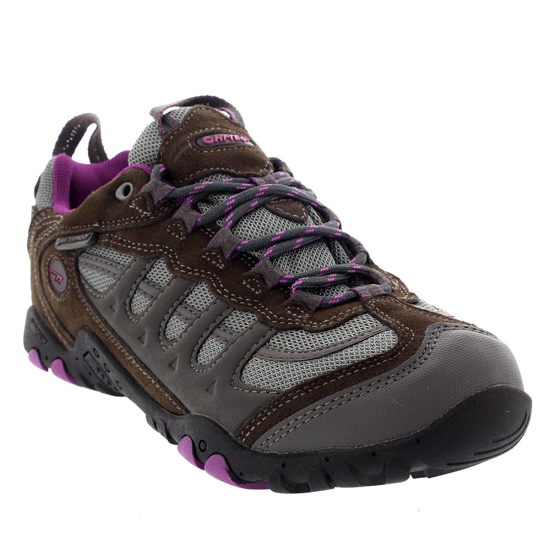 Womens Hi-Tec Penrith Low Hiking Walking Outdoors Waterproof Sneakers
