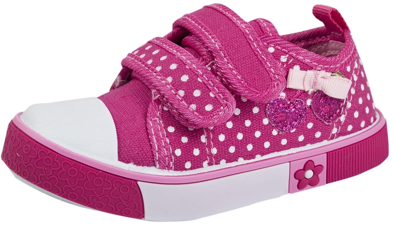 Foster Footwear , Baskets mode pour fille Rose rose 36.5