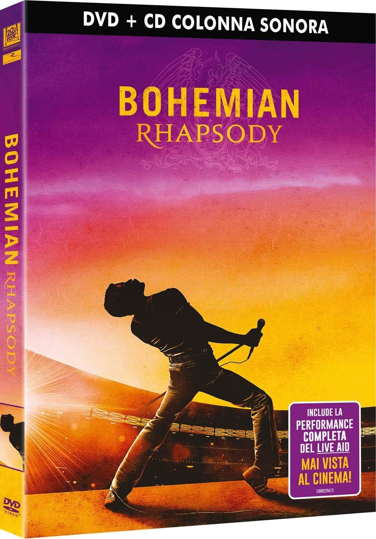Bohemian Rhapsody Dvd Rami Malek Rami Malek Amazon It Salute E Cura Della Persona
