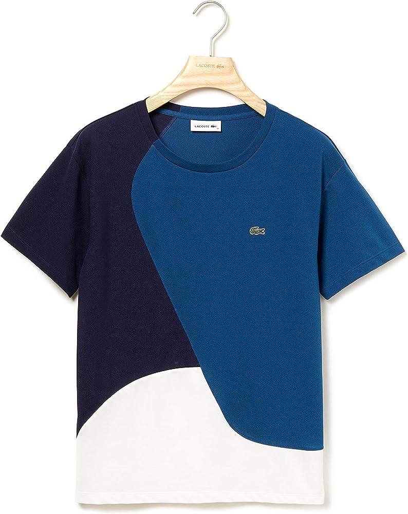 Lacoste - Camiseta Mujer - Tf9130: Amazon.es: Ropa y accesorios