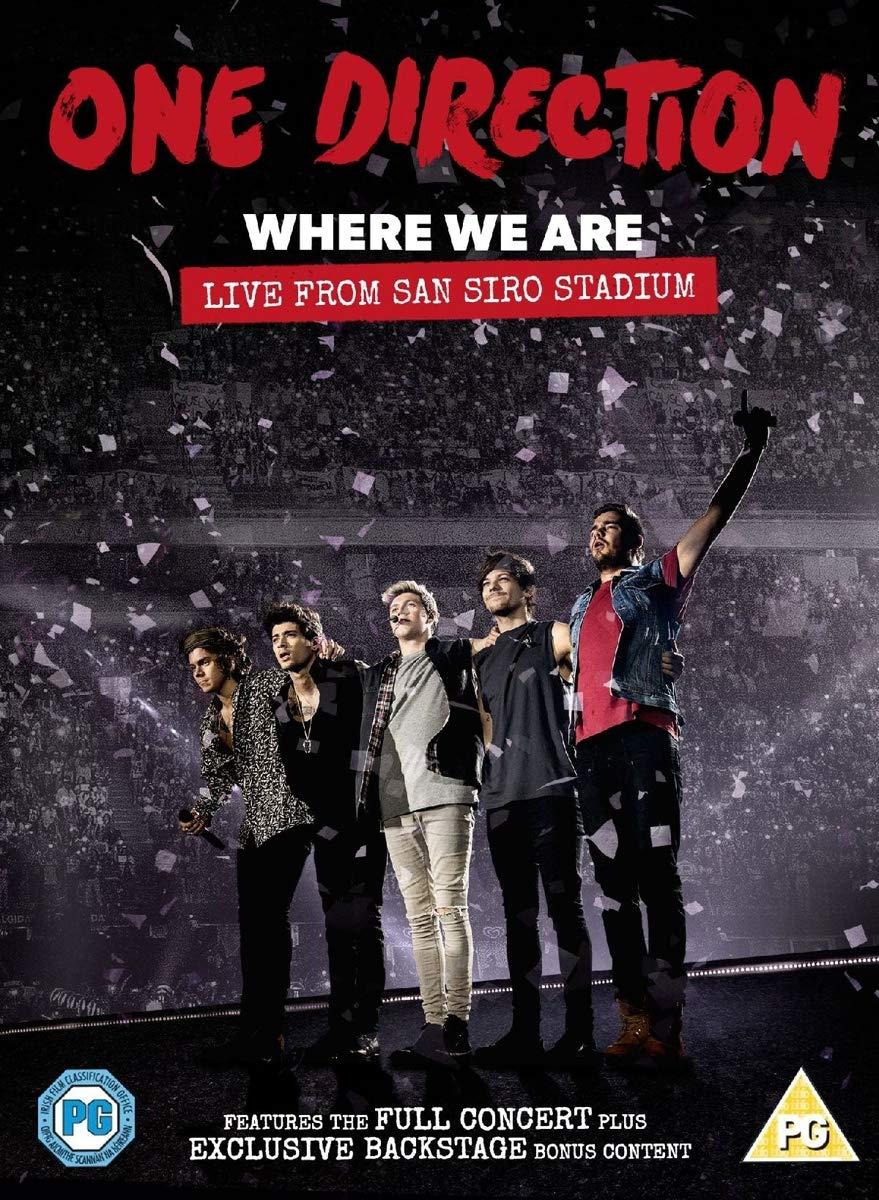 Where We Are: Live From San Siro Stadium [Alemania] [DVD]