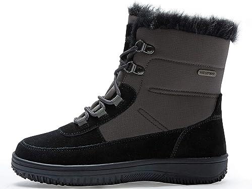 riemot Snow Boots Womens, Full