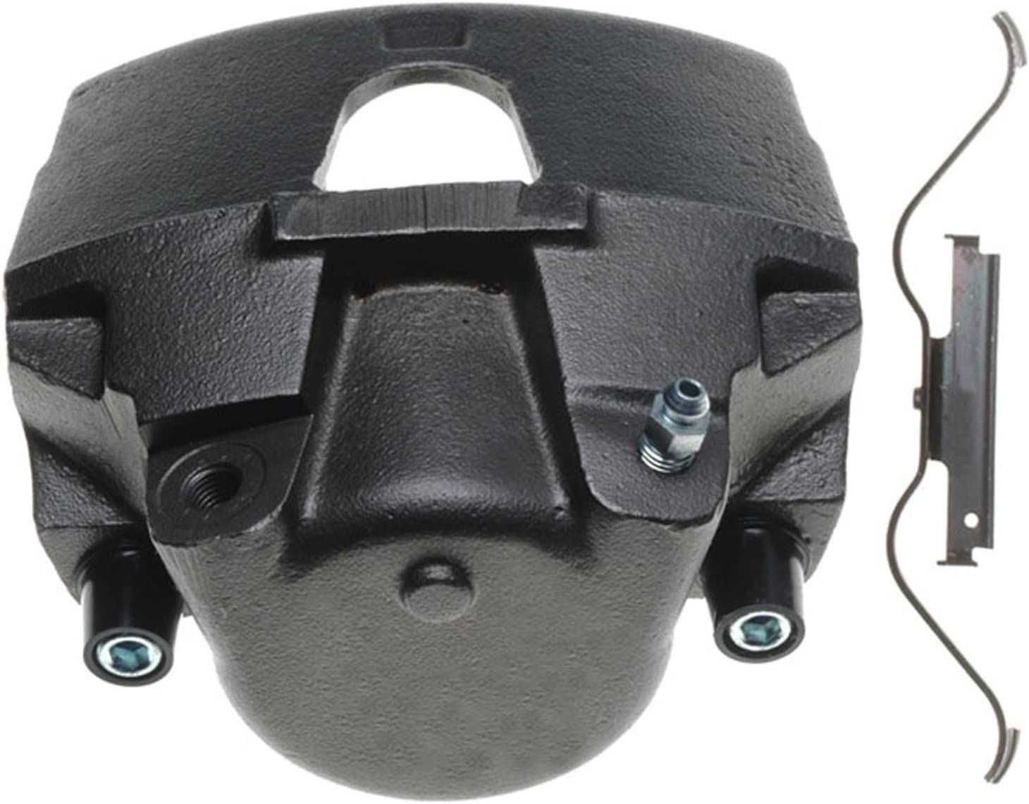 ACDelco 18FR1507 Professional Front Driver Side Disc Brake Caliper Assembly without Pads (Friction Ready Non-Coated), Remanufactured 71d18eidYFL