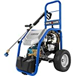 Yamaha 3000 PSI Gas Pressure Washer