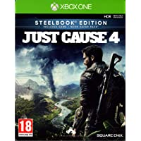 Just Cause 4 (Steelbook) (Xbox One)