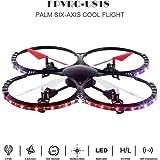 RC Quadcopter Drone Hubschrauber flugzeug UFO FPVRC-U818 U81 6 Achsen Gyro 2.4Ghz RC Spielzeug Drohne 1280x720 2MP Kamera Für UDIU 818 Drohnen die Fernsteuerungs Spielwaren Fliegen